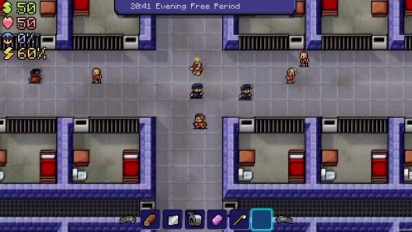The Escapists gameplay trailer