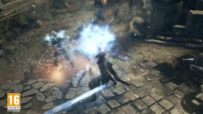 Dark Souls III - Ready Yourselves TGS 2015 Trailer