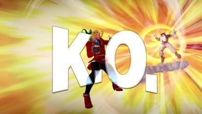 Street Fighter V - Karin TGS Trailer