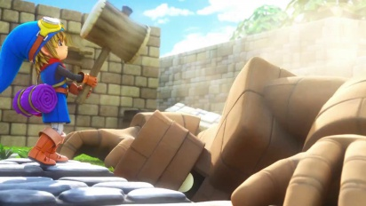Dragon Quest Builders - Opening Cinematic (Japanese)