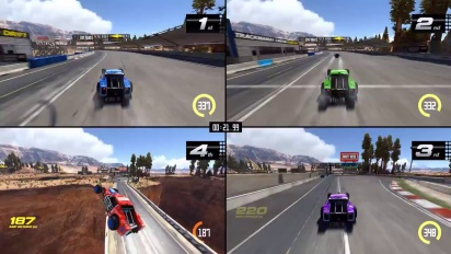Trackmania Turbo - Multiplayer Trailer