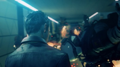 Quantum Break Gameplay Cinematic Trailer