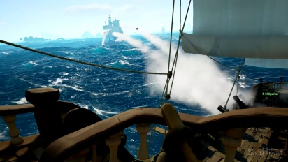 Sea of Thieves - Gamescom Gameplay