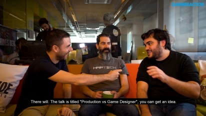 Ironhide Game Studio - Gerson Da Silva & Gabriel Artus Interview