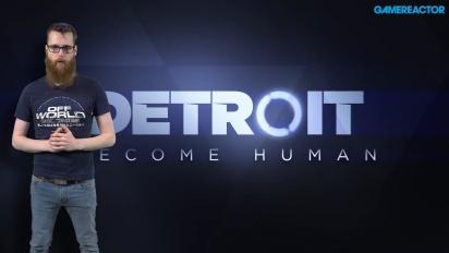 Detroit: Become Human - Introducing Kara (Video#1)