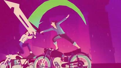 Sayonara Wild Hearts - Launch Trailer
