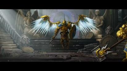 Warhammer Age of Sigmar: Storm Ground - Announcement Trailer