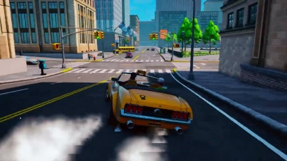 Taxi Chaos - Announcement Teaser
