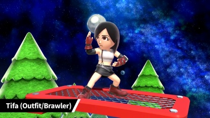 Super Smash Bros. Ultimate - Mii Fighter Costumes 8