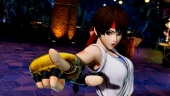 King of Fighters XV - Yuri Sakazaki Character Trailer