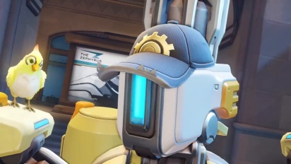 Overwatch 2 - Bastion New Look