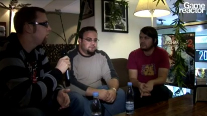 Uncharted 2: Among Thieves interview