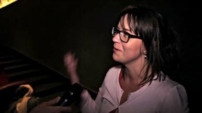 Parents, children and Wonderbook  - Elisabeth Staksrud Interview