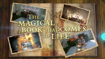 Wonderbook: Book of Spells - An Introduction Trailer