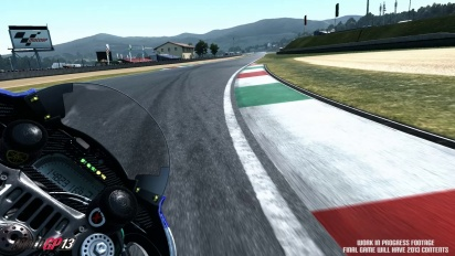 MotoGP 13 - first gameplay trailer: Mugello