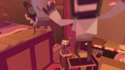 Tearaway: Unfolded - Announcement Trailer