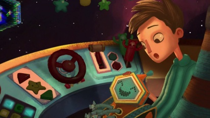 Broken Age - Game Awards Interstitial