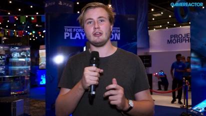 PlayStation VR Impressions