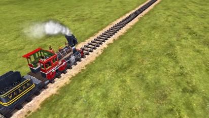 Bounty Train - Gameplay Trailer