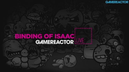 The Binding of Isaac: Rebirth - Livestream Replay