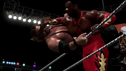 WWE 2K16 - PC Launcher Trailer