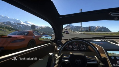Driveclub VR - Launch Trailer