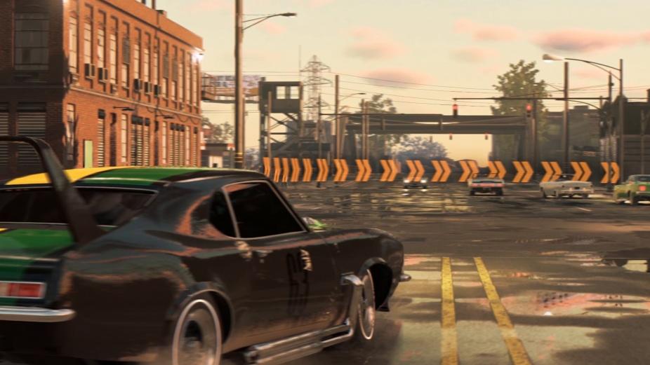Mafia Faster Baby Dlc Launch Trailer
