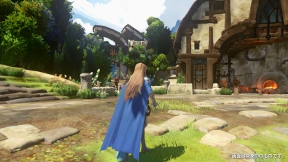 Granblue Fantasy Project Re: Link - Gameplay Trailer