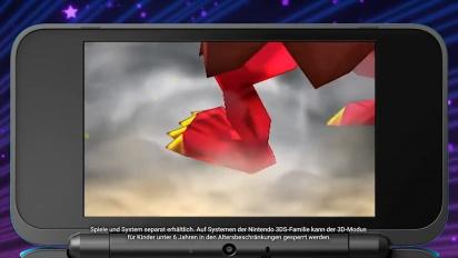 Yo-Kai Watch Busters: Rote-Katzen-Kommando/Weißer-Hunde-Brigade - Trailer