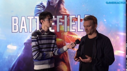 Battlefield V - Daniel Berlin Interview