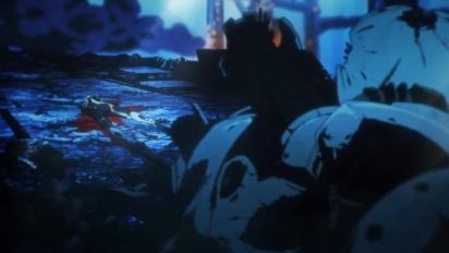 Daemon X Machina - 'Order Zero' Prologue Animation (Japanese)