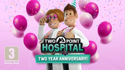 Two Point Hospital | Two Year Anniversary (PEGI)