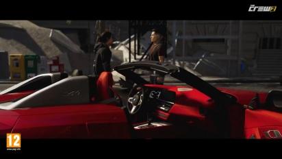 The Crew 2 - The Agency Launch Trailer (Season 2, Episode 1)