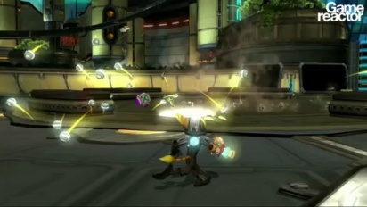 Ratchet & Clank: A Crack in Time - Weapons Construction trailer
