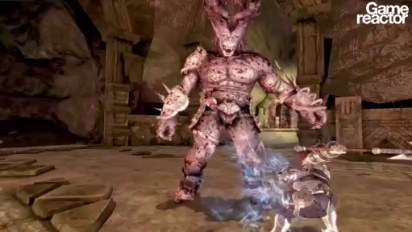 Dragon Age Origins - Oghren Trailer
