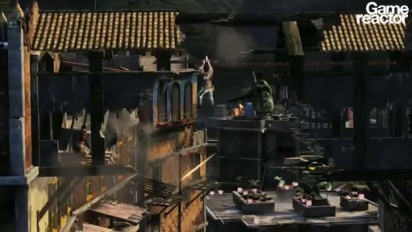 Uncharted 2 - Making of Technology