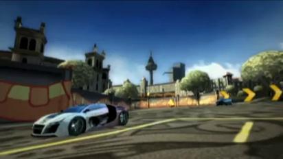 Need for Speed Nitro - Madrid Trailer