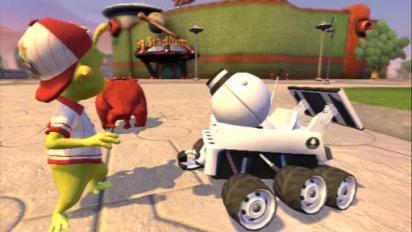 Planet 51 - Rover Trailer