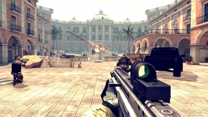 Modern Combat 4: Zero Hour - Dev Diary #1