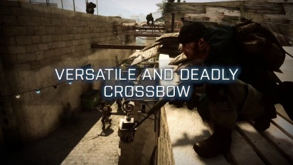 Battlefield 3 - Aftermath Launch Trailer
