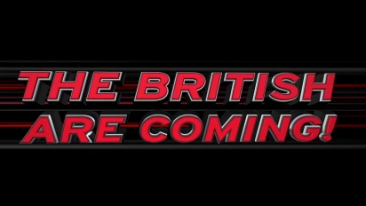 2K Drive - The British are Coming Trailer