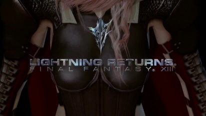 Lightning Returns: Final Fantasy XIII - Lightning Special Project Trailer