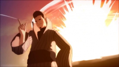 Naruto Shippuden: Ultimate Ninja Storm Revolution - Mizukage Gameplay Trailer