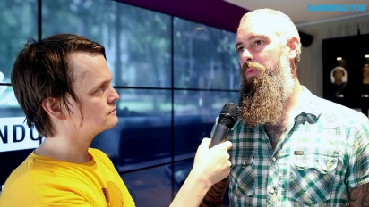 Guitar Hero Live - In Flames Interview