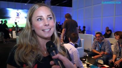 Mirror's Edge Catalyst - Sara Jansson Interview