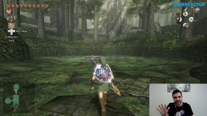 The Legend of Zelda: Twilight Princess HD - Livestream Replay