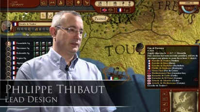 Napoleon's Campaigns II - GDC12 Interview Trailer