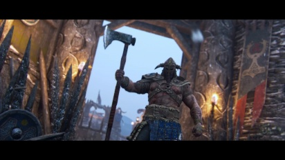 For Honor - Viking, Samurai, and Knight Factions Gamescom 2016 Trailer