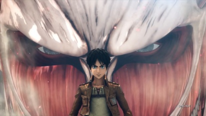 Attack on Titan: Wings of Freedom - Launch Trailer