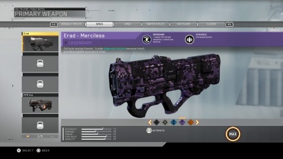Call of Duty: Infinite Warfare - Weapon Crafting